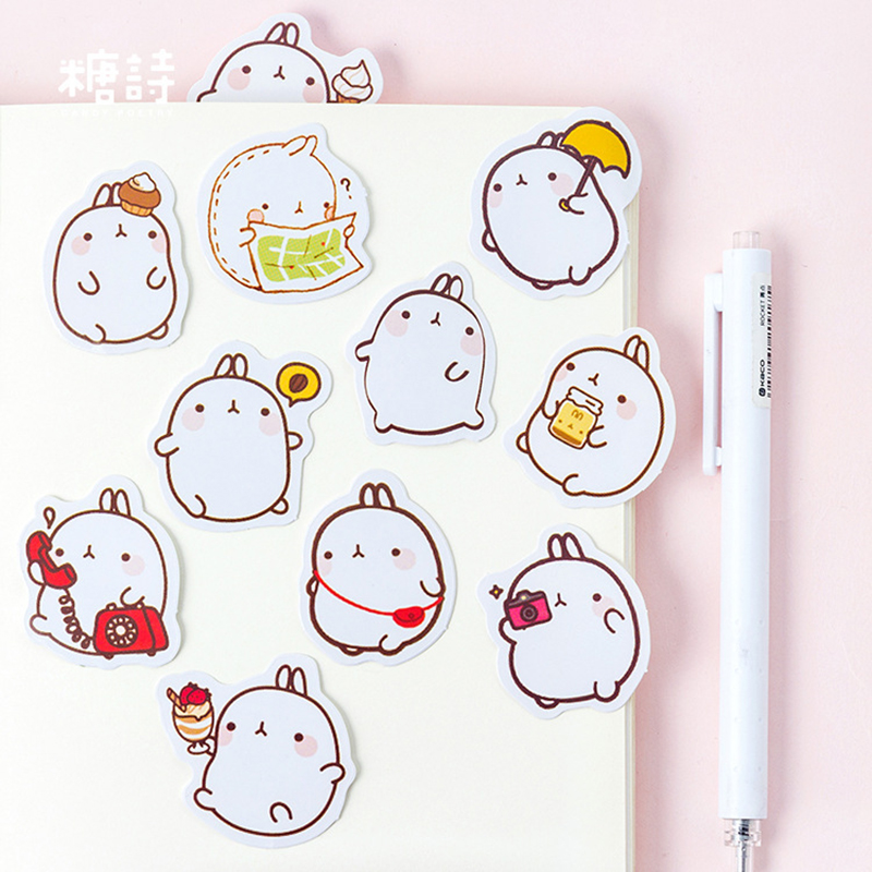 Sealing Albums DIY Hand Account Sticker Decoration Stationery Sticker Label