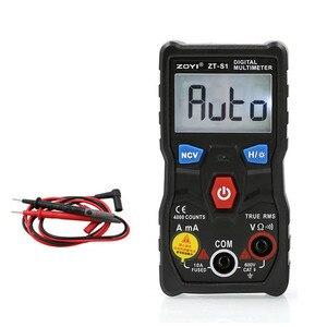Image 3 -  S1 multímetro Digital tester Autoranging auténtico Automotriz Mmultimetro con retroiluminación LCD inteligente de datos NCV +
