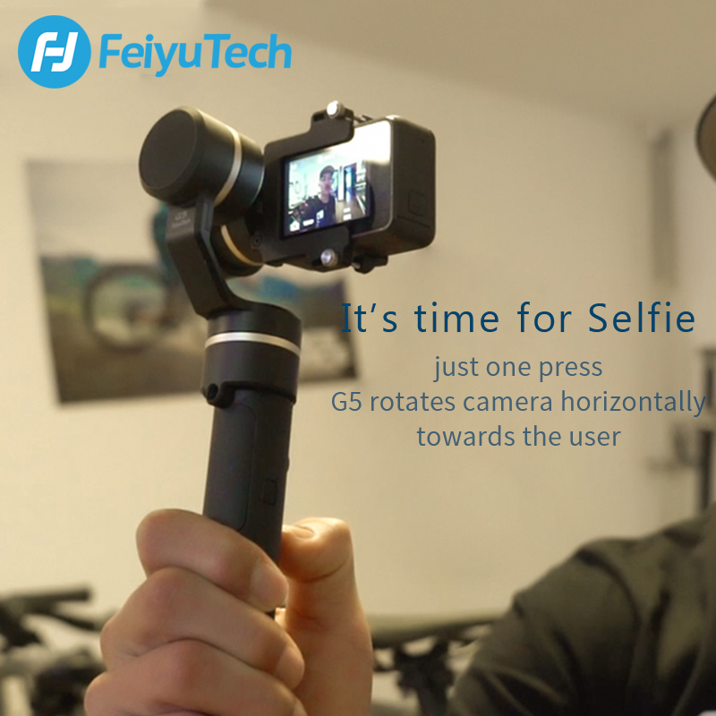 FeiyuTech officiële winkel voorverkoop fy G5 3-assige handheld - Camera en foto - Foto 2