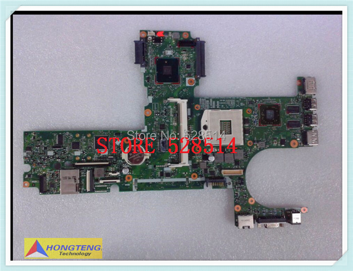 ФОТО Original 613294-001 for HP 6540B 6550B laptop motherboard. DDR3 HM55  100% tested