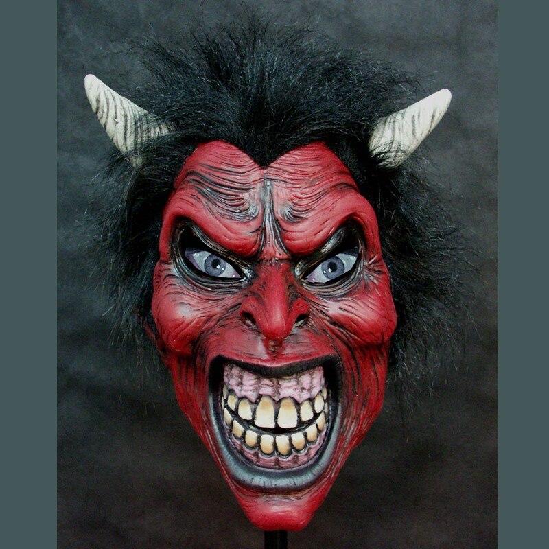 2018 Full Face Vampire Demon Zombie Mask Halloween Novelty