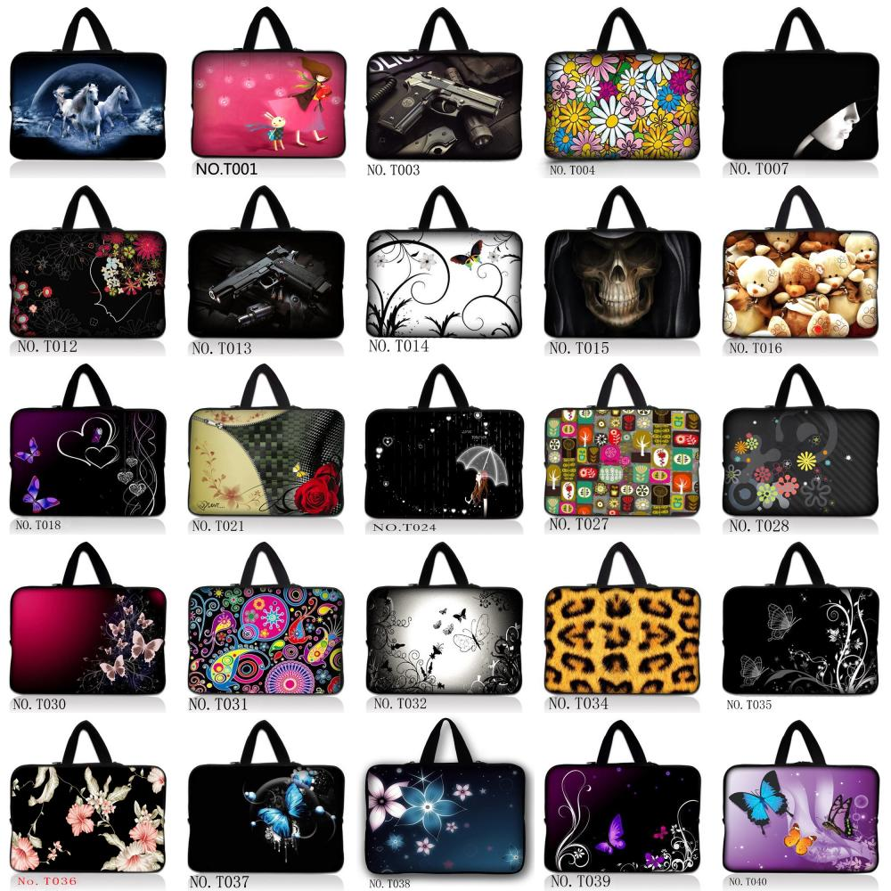 Hot Designs 15 15.6 Laptop Carry Bag Sleeve Case For HP Pavilion G6 DV6/Toshiba Dell XPS /Sony