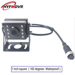HD ochrony odgromowej  odporna na wstrząsy samochodu kamery podczerwieni night vision wodoodporne boczne montowane uniwersalny LED12V autobus/pociąg w Kamery pojazdowe od Samochody i motocykle na