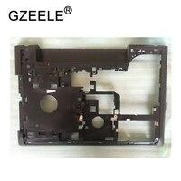 GZEELE New for Lenovo G400 G405 G410 G490 Lower Case Bottom Cover Base CASE AP0WW000600 BLACK