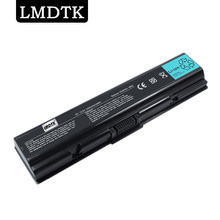 LMDTK new Laptop Battery For Toshiba Satellite A200 A202 PA3533U-1BRS PA3533U-1B