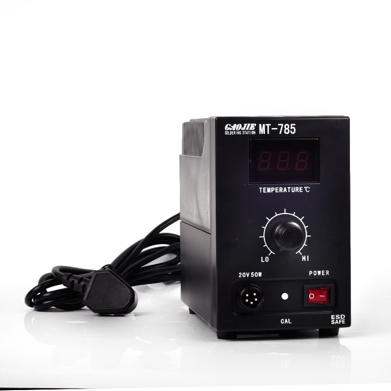 Digital Display 55W 220V Industrial Grade Lead-free Soldering Station MT-785 Electric Iron Welding Electric Soldering цена