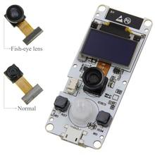 Lilygo®Ttgo T Camera ESP32 WROVER B OV2640 Camera Module ESP32 Wrover & Psram Camera Module 0.96 Oled ESP32 WROVER