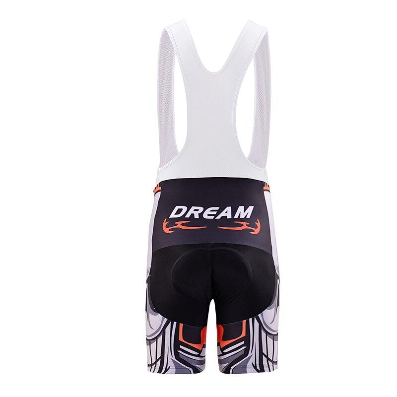 DREAMSPORT cycling clothing men 2017 breathable fast dry moutain bike clothing cycling shorts men bicicleta shorts