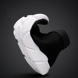 Image 2 - Hundunsnake sapatos esportivos masculinos de alta qualidade meias tênis homem correndo sapatos para homens mulher esporte masculino preto krasofki ginásio A 199