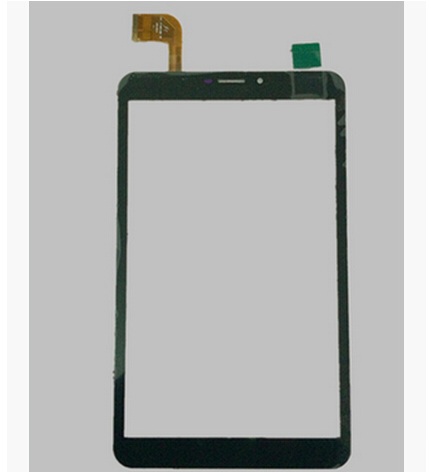 New For 8 Irbis TZ85 TZ86 3G Tablet Touch Screen Touch Panel digitizer Glass Sensor Replacement Free Shipping tempered glass protector new touch screen panel digitizer for 7 irbis tz709 3g tablet glass sensor replacement free ship
