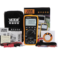 VICTOR  VC86E 4 1/2 Digit Precision multimeter / frequency / capacitance / temperature with USB