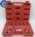 Tapón de drenaje clave de llaves de vaso cárter de aceite del eje Sockets 12 unidades herramienta Car Garage 15-8