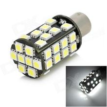 1156 BA15S Car COB LED 8W 640lm 6000K 40-smd 5050 Turn Signal Rear Lights Bulb White carking 6w 750lm 6000k 45 smd 5050 led white car dome lights kit for 12 new fit new city
