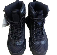 Outdoor Desert Sand Mesh Boots Military Army Assault Tactical Breathable Men Travel Hiking Fishing Shoes Botas Tacticas