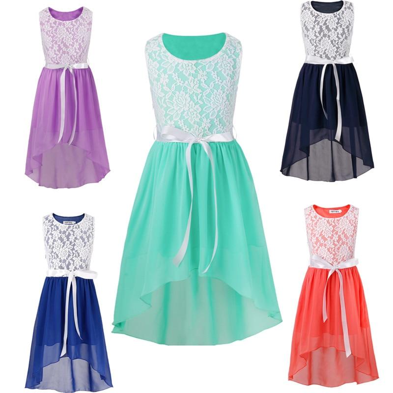 Popular Girls High Low Dress-Buy Cheap Girls High Low Dress lots ...