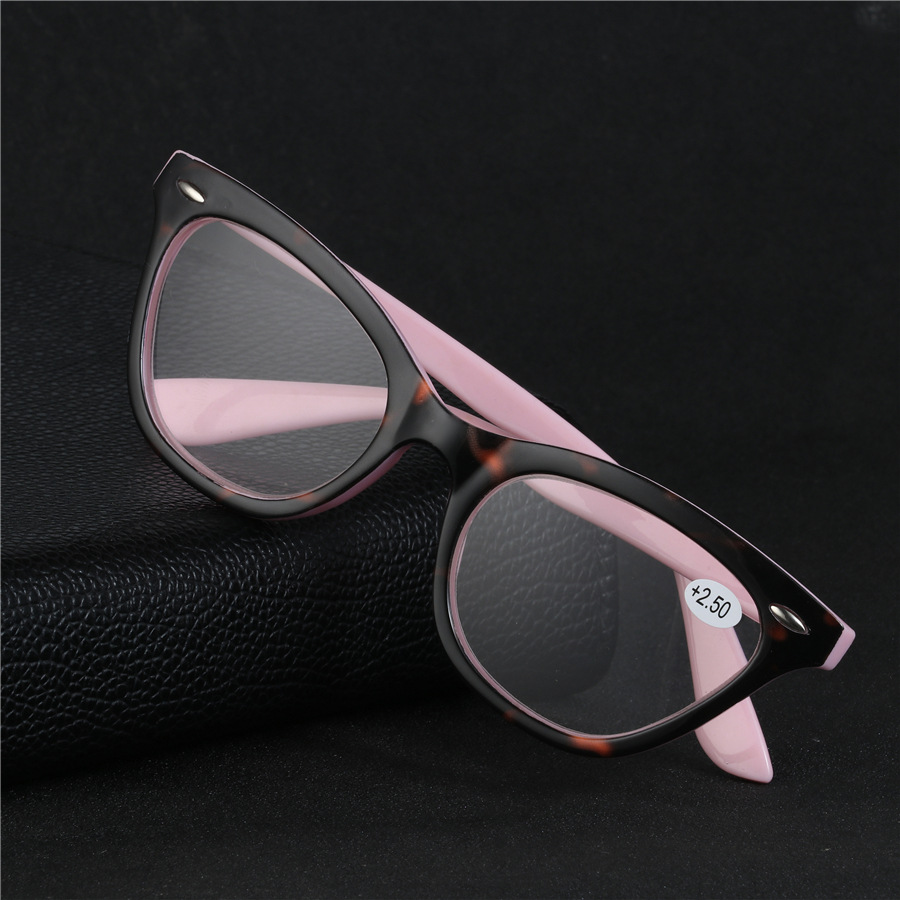 Brightzone Cat's Eye Reading Glasses With Diopters Women's ...
