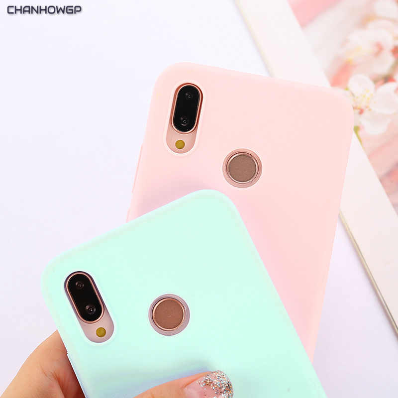 Candy Case For Huawei Honor 7A 7C 6A 6C 5C Pro Full Cover For Huawei P20 P10 P9 P8 Lite Y5II Y3 Y5 Y6 Y7 Y9 2017 2018 P Smart