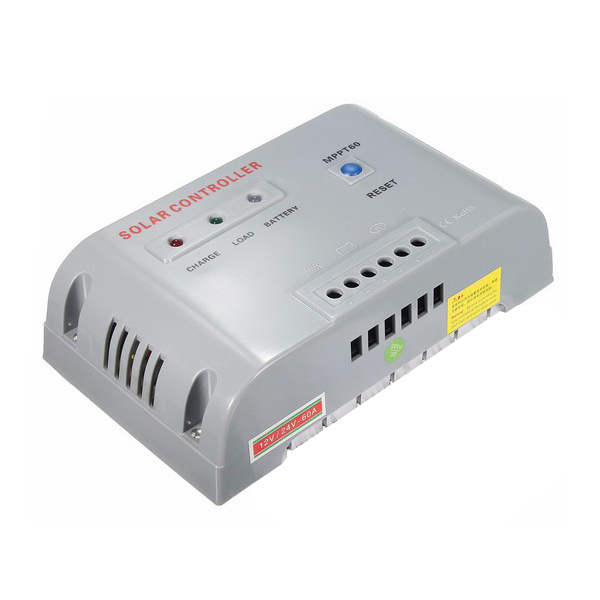ФОТО 60A 12V 24V MPPT60 Solar Regulator Charge Controller Autoswitch Solar Panel
