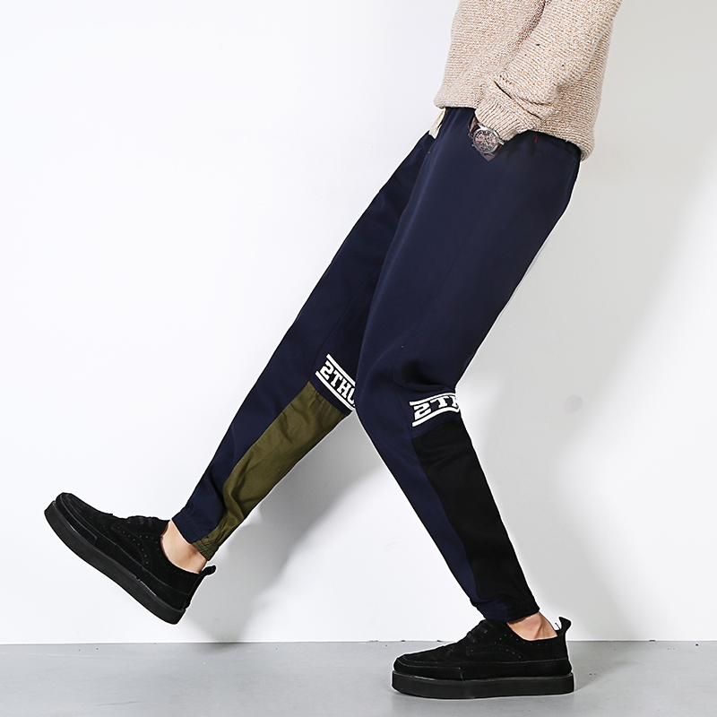 2016 Brand New Men Casual Pants Fashion Cool Sweatpants Outwear Trousers Hip Hop Pants M ...