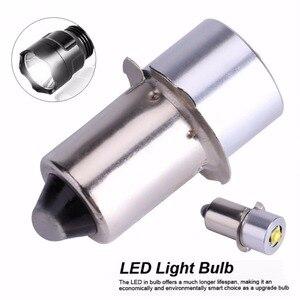 Image 2 - 18v led lanterna lâmpada led lâmpada de atualização para ryobi milwaukee craftsman lâmpada maglite lanterna dc substituição bulbos 3v 4 12v