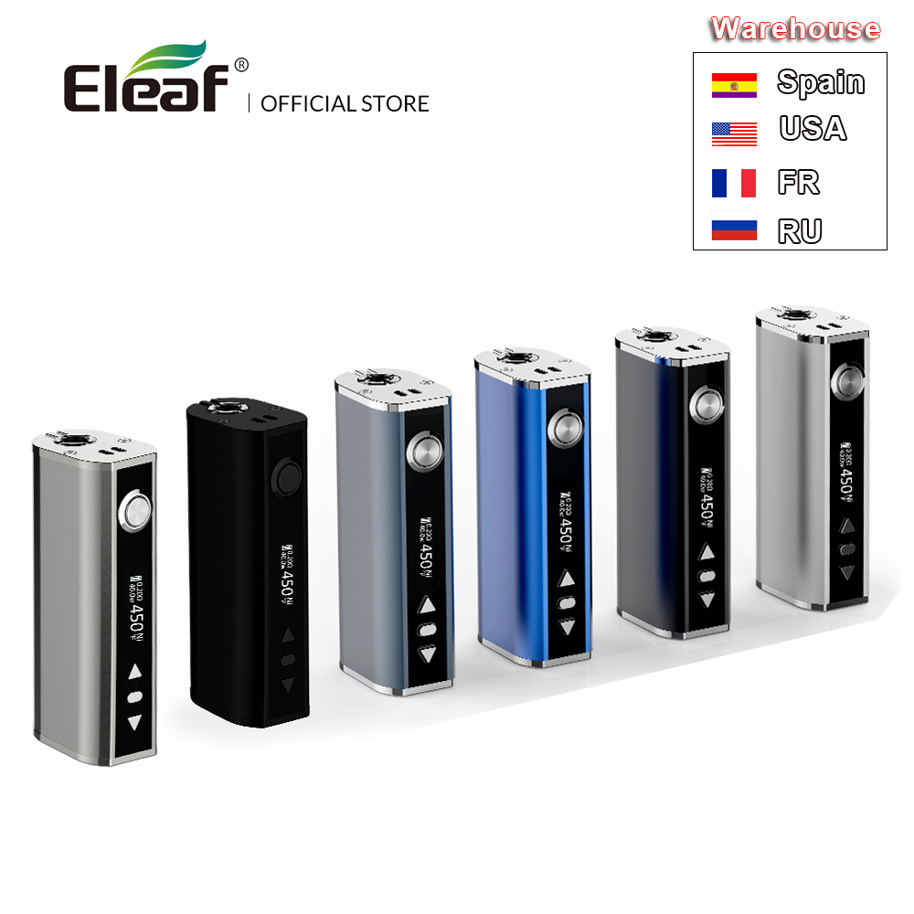 USA/France Warehouse Original Eleaf iStick TC 40W MOD with built in 2600mAh battery electronic cigarette vape modUSA/France Warehouse Original Eleaf iStick TC 40W MOD with built in 2600mAh battery electronic cigarette vape mod
