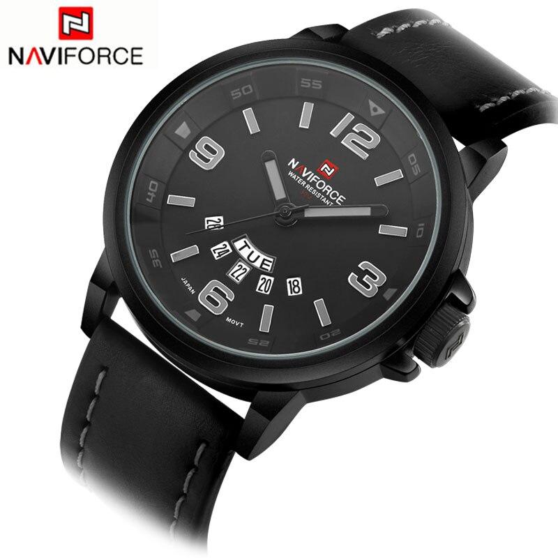 NAVIFORCE ανδρικά ρολόγια κορυφαία μάρκα - Ανδρικά ρολόγια - Φωτογραφία 6