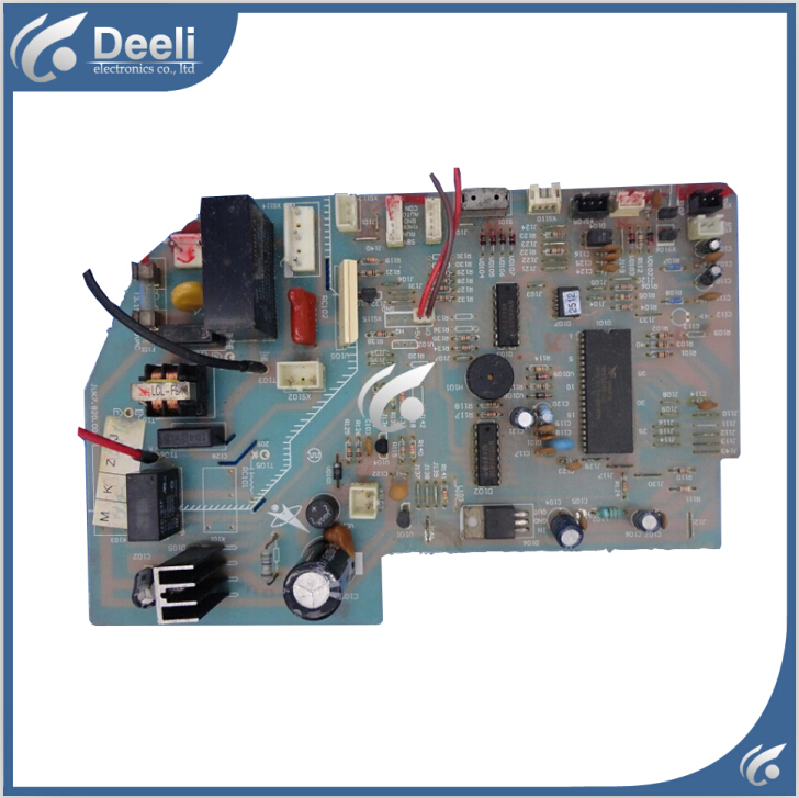 95% new good working for air conditioning motherboard Computer board KF-34GW-WCS JUK7.820.006 good working 95% new for haier refrigerator computer board circuit board bcd 198k 0064000619 driver board good working