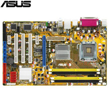 original Used Desktop motherboard For ASUS P5B SE P5B support LGA 775 2*DDR2 support 8G 4*SATA2 ATX