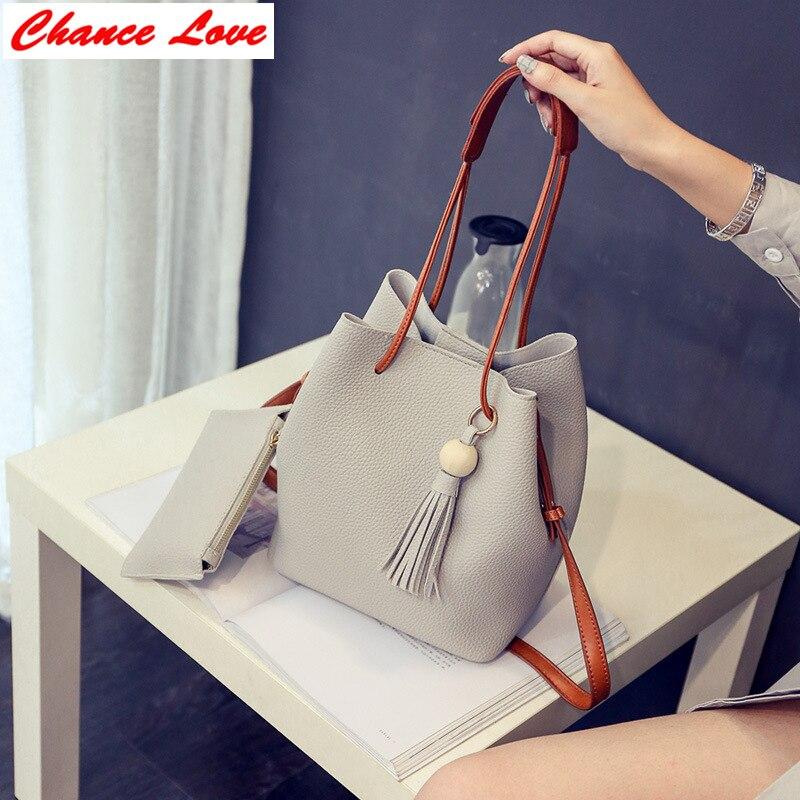 Chance Love 2017 New Luxury Women Designer Handbags High Quas