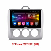 9 inch 2GB RAM+32GB ROM Android 6.0 Octa 8 Core Car DVD Player For Ford Focus 2011 2017 GPS Navigation Radio Stereo TPMS DAB