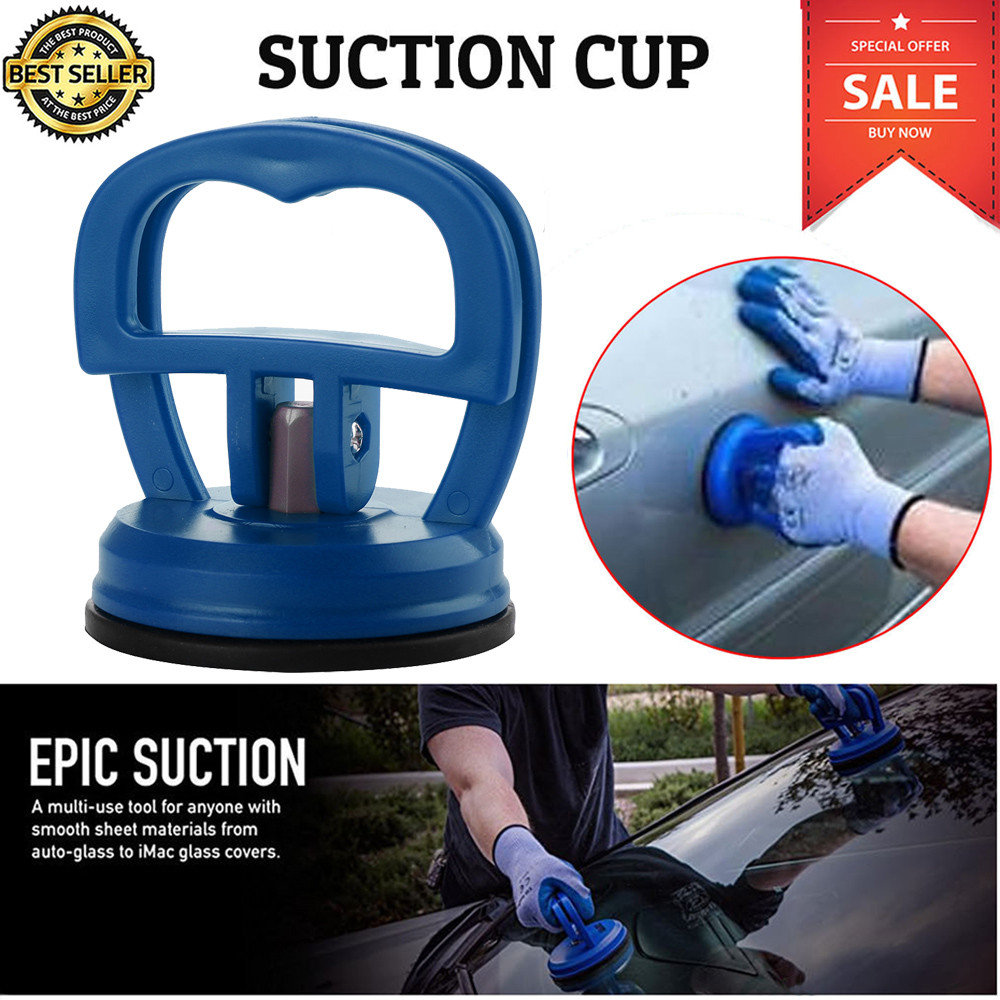 New Car Universal Mini Car Dent Repair Puller Sucker Cup Body Panel Suction Cup Repair Remover Tool Blue Hot Sale