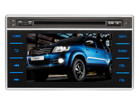 2017 good android 6.0 car dvd player fit fot TOYOTA HILUX 2015/REVO 2016 gps radio bluetooth mirror link with free map camera