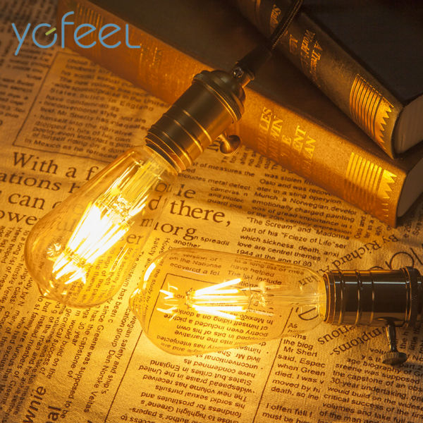 Lâmpadas Led e Tubos Âmbar ouro pálido ouro luz Número do Chip Led : 8 Peças