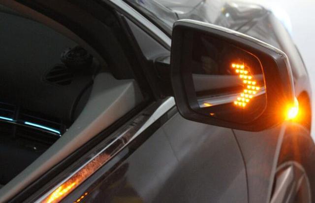 12v Led Car Accessories Turn Signal Lights Car Styling