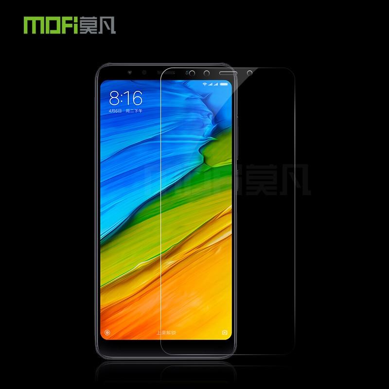 Redmi 5 glass MOFi tempered glass Redmi 5 Plus screen protector for Xiaomi redmi 5/5plus glas HD anti glare clear 5.7/5.99''