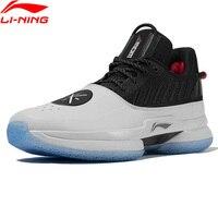 Li Ning Men WOW 7 'Announcement' Wade Professional Basketball Shoes CUSHION LiNing CLOUD Sport Shoes Sneakers ABAN079 XYL212