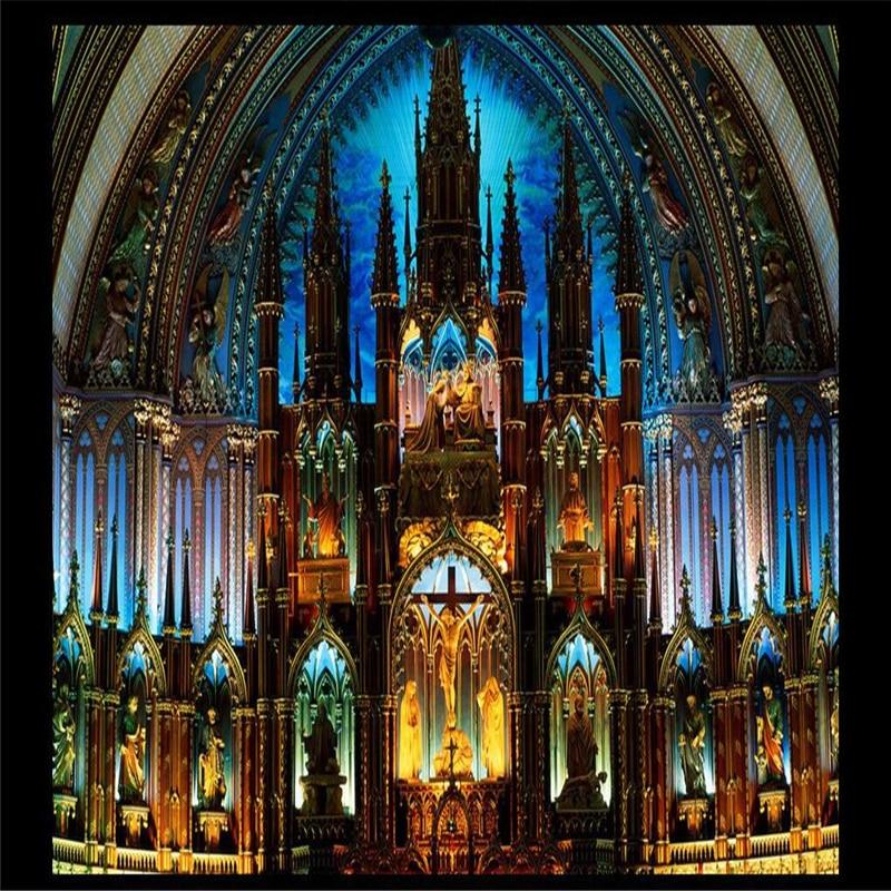 Notre Dame Wall Mural · Notre Dame Wall Mural Part 54