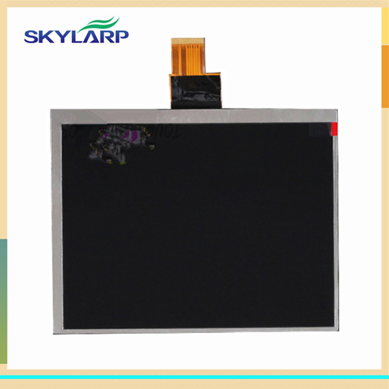 skylarpu 8 inch LCD Screen for CUBE U10GT U10GT2 LCD display Screen panel 32001014-02 (without touch) original 7 inch 163 97mm hd 1024 600 lcd for cube u25gt tablet pc lcd screen display panel glass free shipping