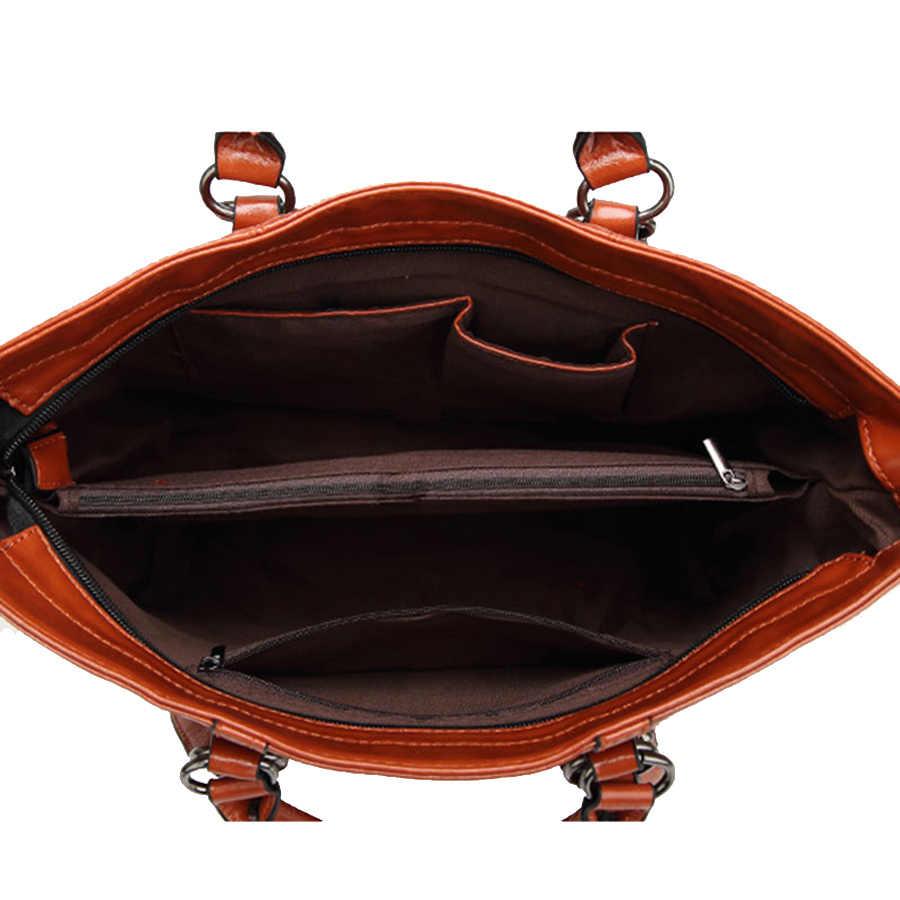高級ハンドバッグの女性のデザイナー PU レザーハンドバッグショルダーバッグ女性 2019 大の女性のハンドバッグボルサ Feminina A003