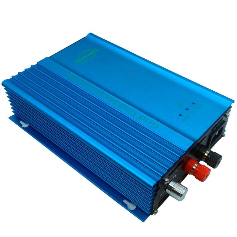 500 w 12 v à onduleur pour PV entrée CC 16 v-28 v Pour 12 v Batterie batterie de décharge récupération d'énergie Réglable De Puissance De Sortie