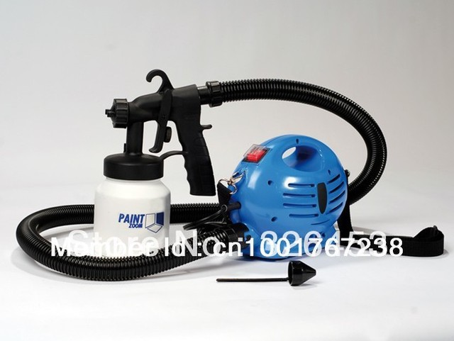Hot sales, Promotion electrical Paint Sprayer,mini paint machine voltage 110V/60HZ  220V/ 50Hz, as seen on TV