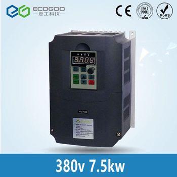 Di frequenza ad alte prestazioni inverter 7.5kw 11kw 380 v convertitore di frequenza della pompa dell'acqua ventilatore
