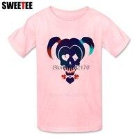 Suicide Squad Children S T Shirt Infant Cotton O Neck Kid Tshirt 2018 Harley Quinn Toddler