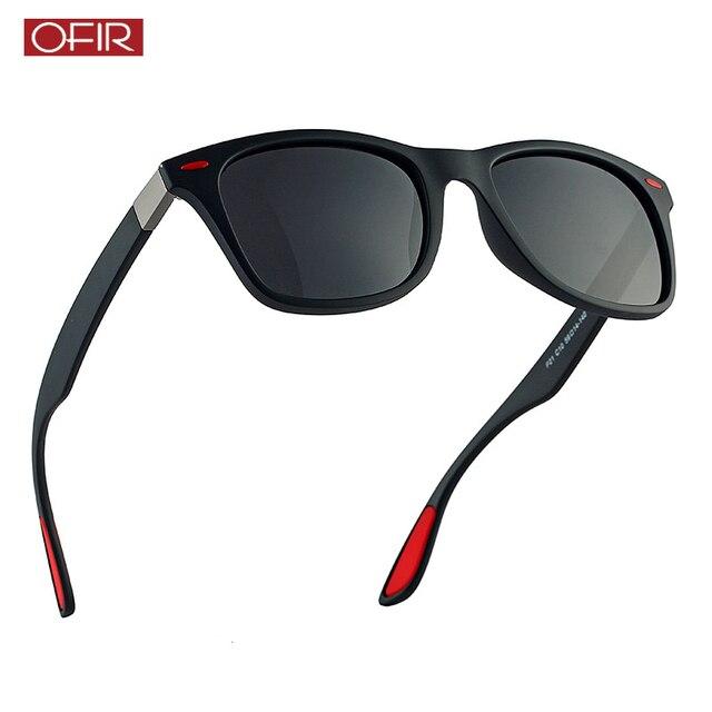5bc4df199c 2019 BRAND DESIGN Classic Polarized Sunglasses Men Women Driving Square  Frame Sun Glasses Male Goggle UV400 Gafas De Sol