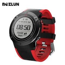 Bozlun Men's Outdoor Smart Watch Hiking Climbing Swimming Cycling GPS Compass Sport Smartwatch W33