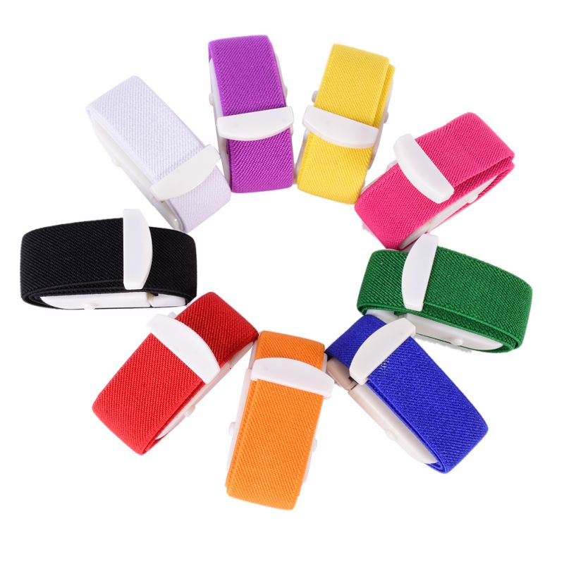 1 Pcs Outdoor Sport Emergency Tourniquet Multicolor Buckle First Aid Rapid Slow-release Elastic Medical Tourniquet Survival outdoor camping buckle falcons head sealing elastic belt emergency tourniquet for medical purple