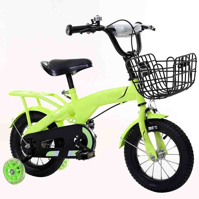 Children's Bicycle 12 14 16 18 Inch with Rear Seat Baby  Big Children-in Bicycle from Sports & Entertainment    3