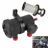 TAIHONGYU universel Pro 200 bidon de prise d'huile en acier inoxydable filtre adapté pour Ford patrouille ZD30 D40 Turbo 4WD 3931030955