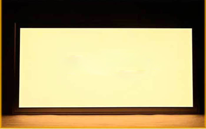 Free Shipping ultra slim 24vdc RGB color led light panel 300x600 RGB dimmable led panel light