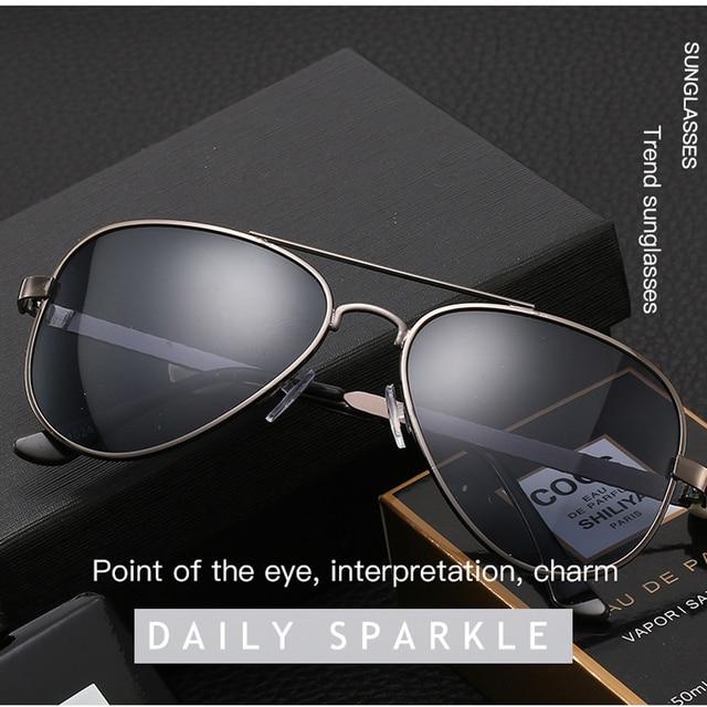 13ce0e2eed8a56 Polaroid lunettes de soleil Unisexe Carré Vintage lunettes de soleil  Célèbre Marque Sunglases polarisées lunettes de